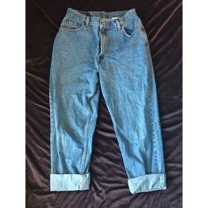550 Levi jeans
